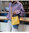 水桶包 北包包小包包2020新款潮網紅水桶包女包斜背側背時尚手提氣質百搭 韓國時尚週