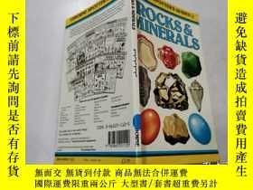 二手書博民逛書店罕見rocks&minerals:巖石和礦物Y212829 不祥 不祥