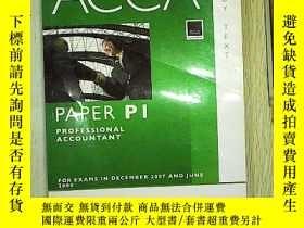 二手書博民逛書店ACCA罕見PI STUDY TEXT(編號A01)Y20300