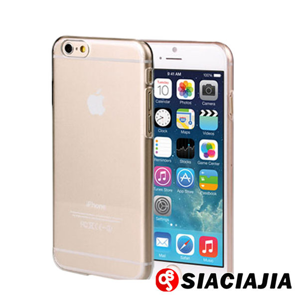 iPhone6/6s Plus (5.5) 100%透明硬殼 (裸包)