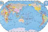木質拼圖1000片成人減壓兒童益智玩具世界地圖中國地圖進口品質