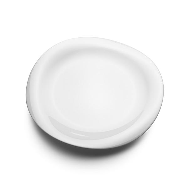 丹麥 Georg Jensen Cobra Porcelain Dinner Plate 27cm 喬治傑生 婀娜 白瓷流線 晚餐餐盤