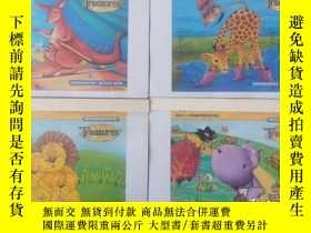 二手書博民逛書店Treasures罕見KINDERGARTEN ACTIVITY BOOK(5冊合售)詳見圖片Y209021
