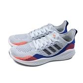 adidas FLUIDFLOW 2.0 運動鞋 跑鞋 白/深藍 男鞋 FY5959 no883