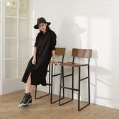 LOFT工業風曲木高腳椅 吧檯椅 休閒椅 吧臺椅 餐桌椅 餐椅 YC-BS121 誠田物集