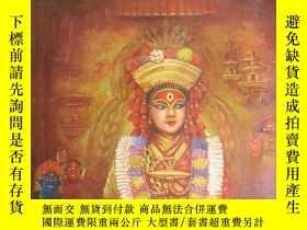 二手書博民逛書店The罕見Goddess Tulaja and Kumari in Nepali Culture (英文原版)