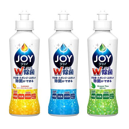 日本 P&G JOY 除菌濃縮洗碗精 190ml 洗碗 清潔劑 清潔 廚房 除菌 油垢 洗碗精 新包裝
