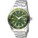 Ogival愛其華夜鷹氚氣燈管潛水型腕錶(3985TGSG)