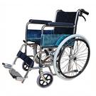 【富士康】鐵製輪椅 FZK-118 電鍍雙煞 喬奕機械式輪椅