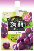 【吉嘉食品】日本Tarami達樂美 低卡蒟蒻果凍飲-葡萄 1包150公克48元[#1]{4955129012754}