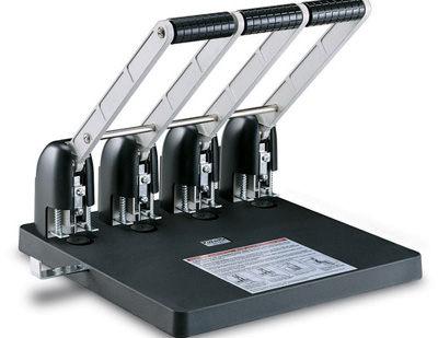 【西瓜籽文具】KW 954 四孔 150張 強力打孔機 (打孔器/打孔針)