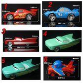 【居家優品】汽車總動員麥昆板牙合金車 路霸車王小牛聲光回力玩具車兒童模型 多款可選