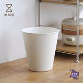 垃圾桶 家用無蓋垃圾桶 客廳臥室簡約紙簍 廚房衛生間垃圾桶65882T【快速出貨】
