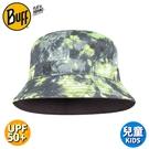 【BUFF 西班牙 可收納兒童漁夫帽《星光熠熠》】125367/兒童帽/遮陽帽/休閒帽/圓盤帽