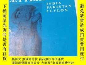 二手書博民逛書店ART罕見AND LETTERS( INDIA PAKISTAN CEYLON)1961 .2Y19725