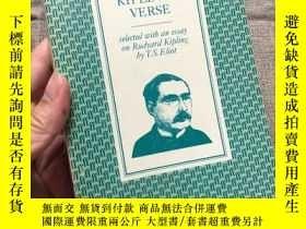 二手書博民逛書店A罕見Choice of Kipling s Verse 吉卜林