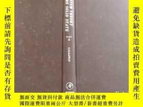 二手書博民逛書店Quantum罕見Theory of the Solid State(Part A,B)2本合售Y11966