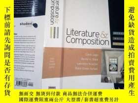 二手書博民逛書店Literature罕見Composition-Y198833