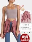 依芝鎂-V470披裙運動泳裙二用繫帶大片泳裙遮尷尬線正品,售價490元
