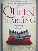【書寶二手書T4/原文小說_NDC】The Queen Of The Tearling_Erika Johansen