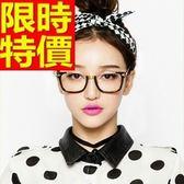 眼鏡架-時尚潮流簡約中性女鏡框4色64ah6【巴黎精品】