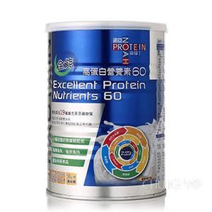 諾亞高蛋白營養素 60%【富山】-400g