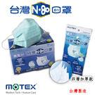 MOTEX摩戴舒 台灣N80口罩 30片...