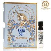 ANNA SUI 安娜蘇 童話獨角獸 女性淡香水 2ml 針管《Belle 倍莉小舖》13671