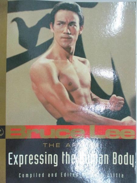 【書寶二手書T1/大學教育_EAB】The Art of Expressing the Human Body