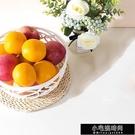 水果盤 北歐塑料水果籃瀝水籃水果盤客廳家用創意現代蔬果收納籃菜籃果籃 小宅妮