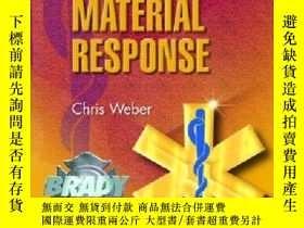 二手書博民逛書店Pocket罕見Reference For Hazardous Materials ResponseY2555
