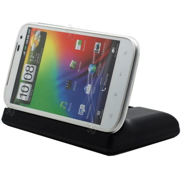 附充電器 傳輸線 HTC Sensation XL 專用雙槽座充 手機立架 數據傳輸 手機座充 電池充電 四合一