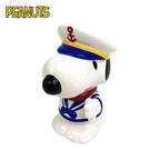 【日本正版】史努比 水手造型 存錢筒 公仔 儲錢筒 小費箱 Snoopy PEANUTS - 179315