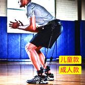 籃球訓練器材彈跳訓練器腿部拉力繩彈力繩阻力繩健身器材男爆發力