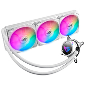 ASUS 華碩 ROG Strix LC 360 RGB White Edition 白龍 360mm 水冷式 散熱器