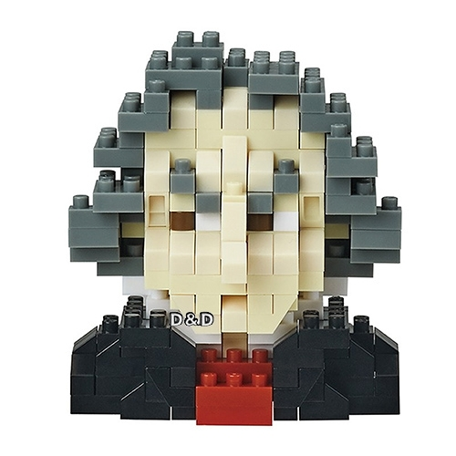 《Nano Block迷你積木》NBCC-058 貝多芬 ╭★ JOYBUS玩具百貨