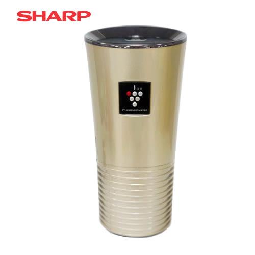 [SHARP 夏普]車用自動除菌離子產生器-香檳金 IG-GC2T/IG-GC2T-N