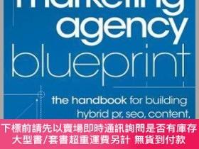 二手書博民逛書店預訂The罕見Marketing Agency Blueprint: The Handbook For Build
