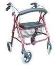 富凱源機械式輪椅(未滅菌) ( 鋁合金助步車/助行器 -JS833)