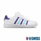 K-SWISS Montara時尚運動鞋-女-白/紫/藍