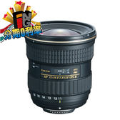【24期0利率】平輸貨 TOKINA AF 11-16mm F2.8 II AT-X 116 PRO DX II (( for NIKON )) 11-16 II 二代