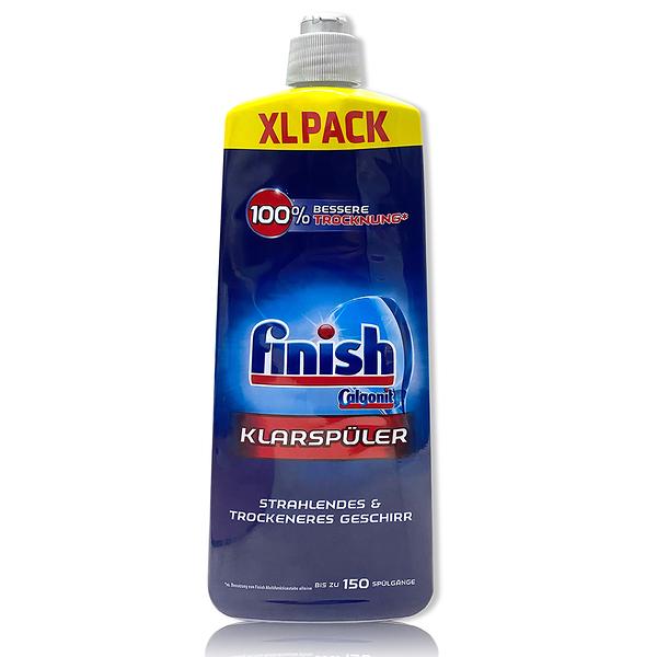 【德國 Finish】洗碗機專用光潔劑 750ml