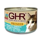GHR貓用無穀主食罐刷尾負鼠肉雞肉配方175g