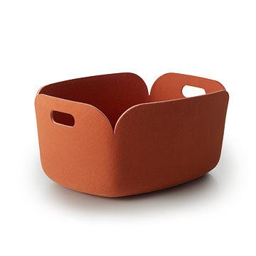 丹麥 Muuto Restore Basket 回收 / 收回 收納置物籃