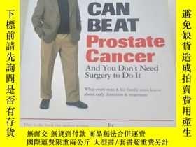 二手書博民逛書店YOU罕見CAN BEAT Prostate CancerAnd