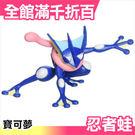 日本 Takara Tomy 忍者蛙模型 甲賀忍蛙 忍者蛙 寶可夢 神奇寶貝pokemon公仔【小福部屋】