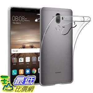 [106美國直購] Huawei Mate 9 Case 手機殼 EasyAcc Huawei Mate 9 Soft TPU Case Crystal Clear  Back Huawei Mate 9