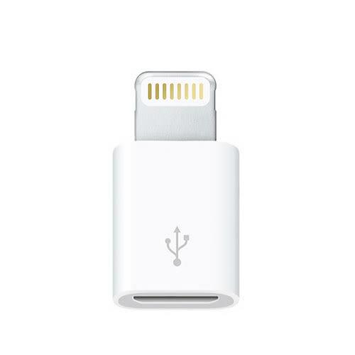 Apple 蘋果 Lightning 對 Micro USB 轉接器 (iPhone iPad iPod)