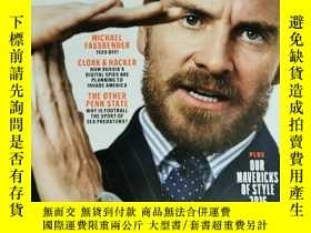 二手書博民逛書店Esquire罕見US 君子雜誌 2017年1月 英文版Y42402
