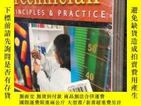二手書博民逛書店Pharmacy罕見Technician PRINCIPLES